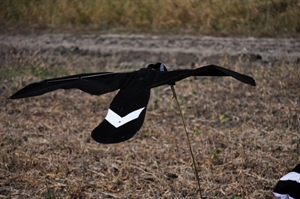 Picture of FlockSox Fully Flocked Canada Goose Flapper (SS1555) by Sillosock Decoys