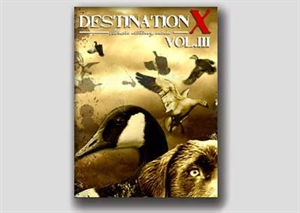 Picture of  Destination X - Volume 3 Hunting DVD