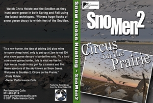 Picture of SNOWMEN2 - CIRCUS ON THE PRAIRIE DVD