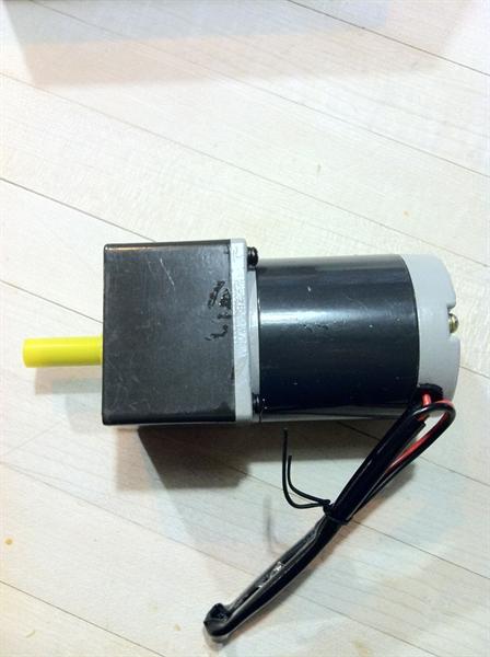 rotary machine motors