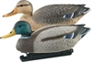 Picture of Super Magnum Stationary Head Mallard Duck Decoys 6pk  (M4SMS) by G&H Decoys