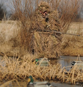 Picture of Killer Ghillie Pants (AV47455)  by Avery Outdoors Greenhead Gear GHG