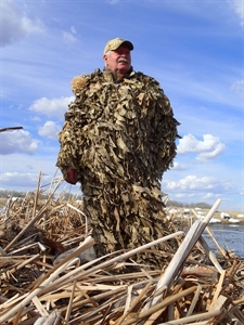 Picture of Ghillie Jacket in (Corn/Wheat Camo) by RS