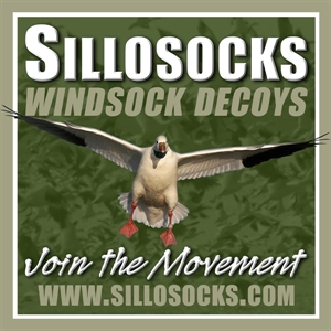 Picture of Headless Canada Windsock Decoys (SS1081HL) by Sillosocks Decoys