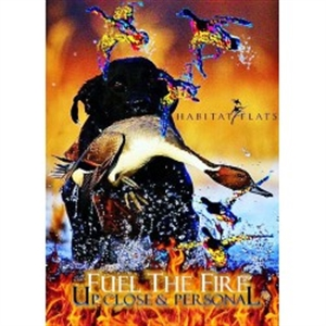Picture of Fuel the Fire -Up Close and Personal DVD by Habitat Flats