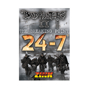 "Picture of Band Hunters II  ""The Breaking Point"" DVD by Zink Calls"