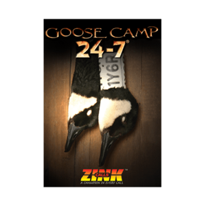 Picture of Goose Camp 24-7 DVD by Zink Calls
