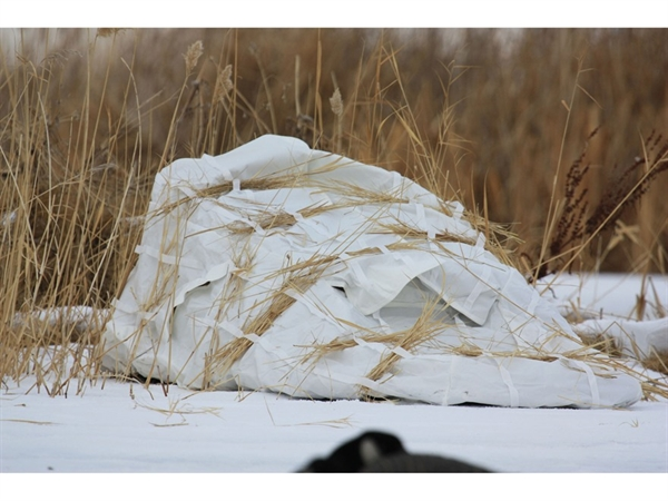 Prairiewind Decoys Finisher Snow Cover Av01401 By Avery