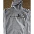 Picture of Habitat Flats Heather Grey Hooded Sweatshirt