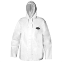 Picture of Clipper 82 Hooded Jacket/White/Medium