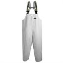 Picture of Clipper 116 Bib Trousers/White/M