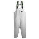 Picture of Clipper 116 Bib Trousers/White/Large