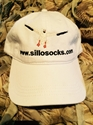 Picture of White Sillosock Snow Goose Hat - SS7119W