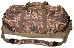 Picture of Large Wildfowler Duffle Bag (WFO520WG) in Wildgrass by Wildfowler Outfitter