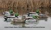 Picture of **SALE** Top Flight Open Water Mallard Duck Decoys 6pk  by Avian X Decoys Zink Calls