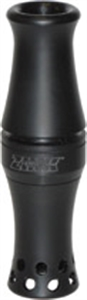 Picture of **FREE SHIPPING**  Black Acrylic Cackler Goose Call (6055) by Zink Calls