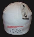 Picture of AV48275 WP GHG Fleece Skull Cap White