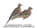 Picture of Mourning Dove 6 pk - AV72005