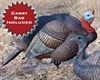 Picture of **FREE SHIPPING**  X-treme Flocked Back Jake Turkey Decoy (13250) by Dakota Decoys