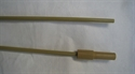 """Picture of SS1111FS3 Two piece 3 ft 1/4"""" Fiberglass Rod w/coupler"""
