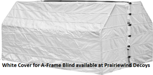Picture of **SALE** Snow Cover for A-Frame Blind by Avian X Decoys