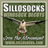 Picture of FLOCKSOX Blue Goose Flapping Flyer (1296FF) by Sillosock Decoys