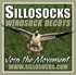 Picture of **FREE SHIPPING** Knockdown Headless Snow Goose Decoys  (SS1678) by Sillosocks Decoys