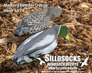 Picture of **SALE** Sillosocks Mallard Duck Windsock Decoys (SS1074) by Sillosock Decoys