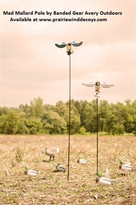 Picture of Mad Mallard Poles by Banded Gear