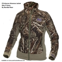 Picture of D'Arbonne Womens Jacket - Max 5 Camo/ Medium
