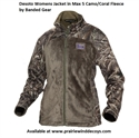 Picture of  Desoto Womens Jacket - Max 5 Camo/ Large