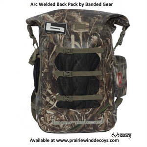 Picture of **FREE SHIPPING** Arc Welded Back Pack by Banded Gear