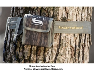 Picture of Timber Belt - Bottomland Camo  by Banded Gear