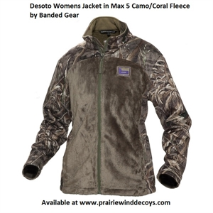 Picture of **SALE**  DeSoto Womens Jacket MAX5