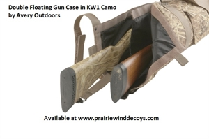 Picture of Double Floating Shot Gun Case by Avery Outdoors Greenhead Gear GHG