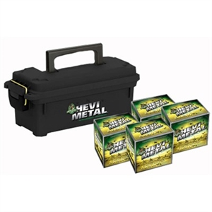 """Picture of **SALE** Hevi-Metal Sport Pack (100 round+shell box) 12ga, 3"""", 1.25oz, 1500fps by Environ Metal - AMMO"""