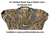 Picture of **SALE** Arc Welded Wader Bag  by Banded Gear