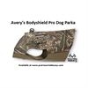 Picture of **FREE SHIPPING** Body Shield Pro Vest - Dog Parka by Avery Sporting Dog - Avery Outdoors