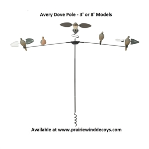 Picture of Dove Poles by Avery Outdoors Greenhead Gear