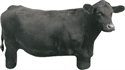 Picture of Confidence Cow Blind/Decoy  - WF-CC1