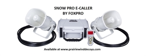 Picture of **FREE SHIPPING** Snow Pro Electronic Game Caller by Foxpro