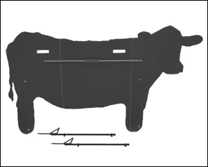 Picture of **SALE*** Leg Kit for Confidence Cow by Real Geese Decoys