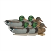 Picture of **SALE** Essential Mallard Duck Decoys 6pk (AV70013) by Greenhead Gear GHG Avery Outdoors