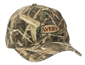 Picture of Avery Cotton Twill Cap/Blades - AV44212