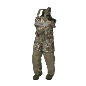 Picture of **FREE SHIPPING** Black Label Insulated Waders  by Banded Gear