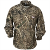 Picture of **FREE SHIPPING** Midweight Vented Hunting Shirt by Banded Gear