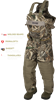 Picture of **FREE SHIPPING** Black Label UNinsulated Waders by Banded Gear