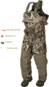 Picture of **OUT OF STOCK** Blades Camo/Size14 - B1100010-BD-14