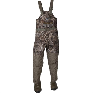 Picture of **FREE SHIPPING** Red Zone Women's/Youth Breathable Insulated Waders - by Banded Gear