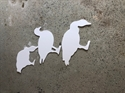 Picture of Snow Goose Silhouettes 1dz - SS1005SIL